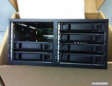 HP 496074-001 baie de lecteur panel häfig cage 8x 2.5 pouces disque dur proliant