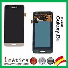 PANTALLA COMPLETA LCD + TACTIL SAMSUNG GALAXY J3 2016 ORO J320 J320F J320FN