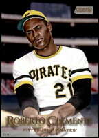 Roberto Clemente 2019 Topps Stadium Club 5x7 Gold #115 /10 Pirates