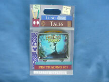 PRINCESS FROG  Disney Pin LUNCH TIME TALES   2018  Limited E Lunchbox  New Card