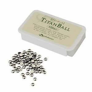 PHITEN Titanium Hemispherical Balls 120 /Chips Stiffness Health Care