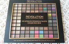 Makeup Revolution Ultimate 144 Eye Shadow Palette 2018 Makeup Kit Set Make Up