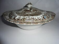 "Johnson Brothers Heritage Hall French Provincial ""Vieux Carre"" Covered Vegetable"