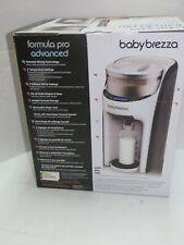 Baby Brezza Formula Pro Advanced Formula Warmer - White/Black