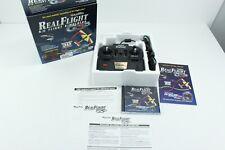 RealFlight RC Flight Simulator G3.5  InterLink Plus Controller by Futaba