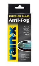 RainX BCAF21112 Interior Glass Anti-Fog Treatment 3.5oz. Rain x Liquid Auto B1