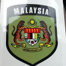 Malaysia Federal Windscreen Sticker