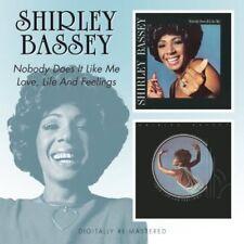Bassey, Shirley - Nobody Does It Like Me / Lo... 2CD NEU OVP