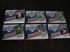 2011 Topps Baseball---Diamond Giveaway---Lot Of 20---3 Jeter-2 Mantle---See List