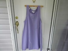 C.J.Banks Womens Lavender Jumper Size 14W, Full Length 45 inches w. 3 Kitties