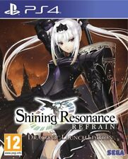 Shining Resonance Refrain Draconic Launch Edition Ps4 Game