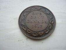 Canadá 1 Cent George V 1917