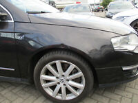 Kotflügel rechts VW Passat 3C MOCCABROWN LC8Z braun