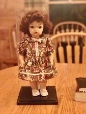 "Vintage 16"" Terri Lee Doll in cute outfit - been in case ~Sweet!"