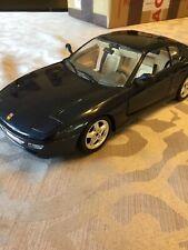 1/18 Burago 3036 1992 Ferrari 456 GT Unboxed
