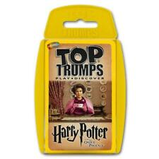 Harry Potter Top TRUMPS Order of The Phoenix Game From Winning Moves