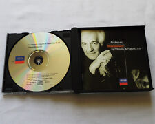 ASHKENAZY / SHOSTAKOVICH 24 Preludes & Fugues Op.87 GERMANY 2CD Box  DECCA(1999)