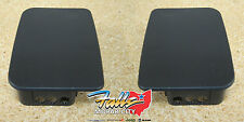 1999-2006 Jeep Wrangler Rear Bumper End Cap Cover Set of 2 Mopar OEM