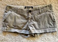 ABERCROMBIE CUTE STRETCH GIRL'S SHORTS SIZE 14