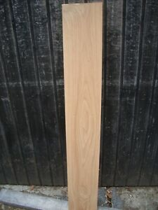 20 mm deutsche Eiche Eichenbrett gehobelt 1,20 m / 18 cm kammertrocken Wildeiche
