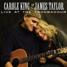 Live at the Troubadour by James Taylor (Soft Rock)/Carole King (CD/DVD)