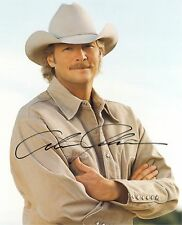 Signed Preprint ALAN JACKSON Autographed COUNTRY MUSIC Photo