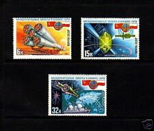 Russia - 1978 - Space - Intercosmos - Poland - Mint - Mnh Set!