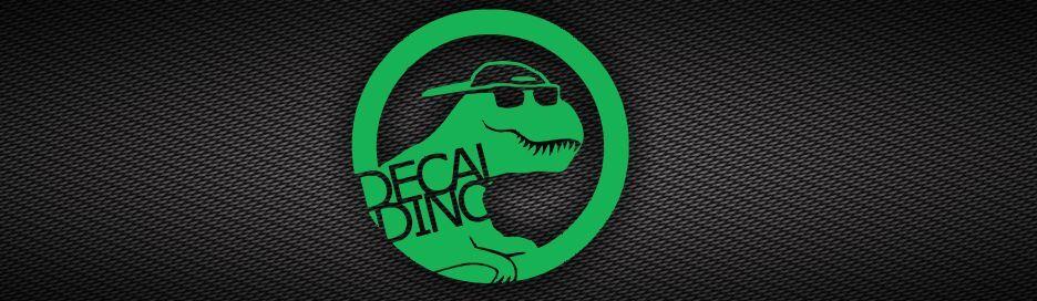 Decal Dino