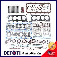 Head Gasket Set Bolts Full Kit For 02-11 Ford Lincoln Mercury 4.6L V8 Multilayer