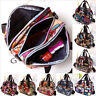 Women's Satchel Shoulder Bag Tote Messenger Cross Body Waterproof Nylon Handbag