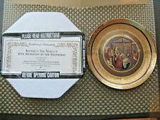 Raphael'S The Nativity W/ Adoration Of The Shepherds Vatican Franklin Mint
