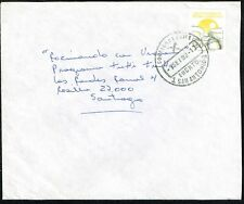 1395 CHILE COVER 1992 ECOLOGY ENVIRONMENT SAN ANTONIO - SANTIAGO-27