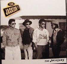 CD The Jacksons / 2300 Jackson Street – POP Album 1989 - hell blau Aufdruck