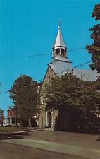 Église ST-AUGUSTIN Comté Deux-Montagnes Quebec Canada Beauchamp Postcard