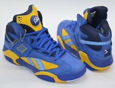 Reebok Shaq Attaq Pump X Packer 50 Official Friends of the Program Blue/Yellow