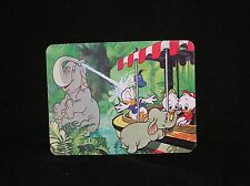 Vintage ,Disney Land post card playful Pachyderms