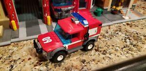 Lego Custom City Fire Truck - Mini Pumper / Brush truck