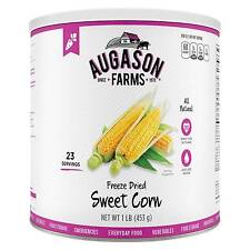 Augason Farms Freeze Dried Sweet Corn - 16oz