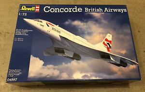 "Revell 04997 Concorde ""British Airways"" 1:72 OVP"