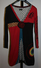 SWAMEE_Superbe robe multicolore_T.L_TBE