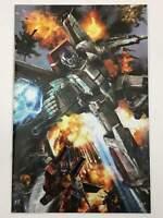 Transformers #3 (IDW 2019) John Gallagher Virgin Variant