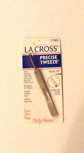 La Cross Sally Hansen Precise Tweeze Point Tip Tweezers 71980