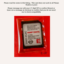 Car GPS Software & Map SD Cards for Nissan Juke for sale | eBay