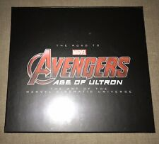 The Road to Marvel's Avengers: Age of Ultron: The Art of the Marvel Cinematic