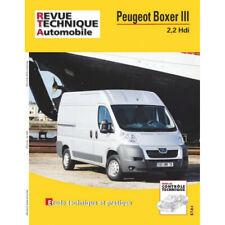 Boxer III HDI Revue technique Peugeot Rtahs020nfp0mrt