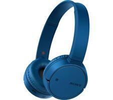 Sony Wh-ch500 Wireless On-ear Headphones Blue