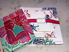 Lilly Pulitzer Note Pad Stationary Photo Frame New $50