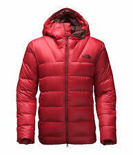 The North Face Men's IMMACULATOR PARKA 800 Down Climbing Jacket Cardinal Red M
