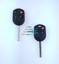 OEM 2015 2016 2017 FORD TRANSIT KEYLESS REMOTE HEAD KEY UNCUT 164-R8126 5925981