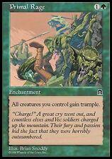 ▼▲▼ Primal Rage (Rage primordiale) STRONGHOLD #112 ENGLISH Magic